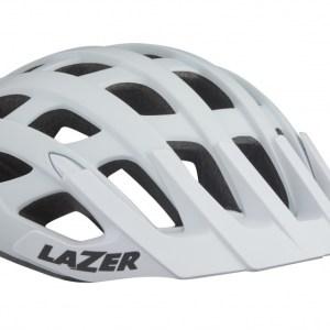Lazer fietshelm Roller MTB unisex wit maat S
