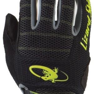 Lizard Skins fietshandschoenen Monitor AM zwart/geel mt 12