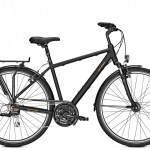 Raleigh Chester 28 Inch 50 cm Heren 21V V-Brake Matzwart