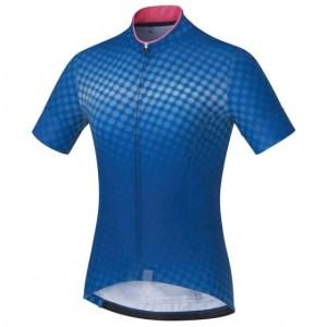 Shimano fietsshirt Sumire dames blauw maat M