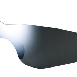 Shimano lens voor Shimano Spark spiegelend smoke zwart