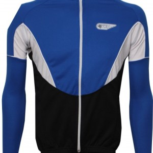 VWP fietsshirt LM Bonfanti heren blauw maat M
