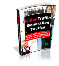 Killer Traffic Generation