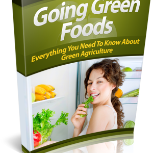 Going Green Foods!