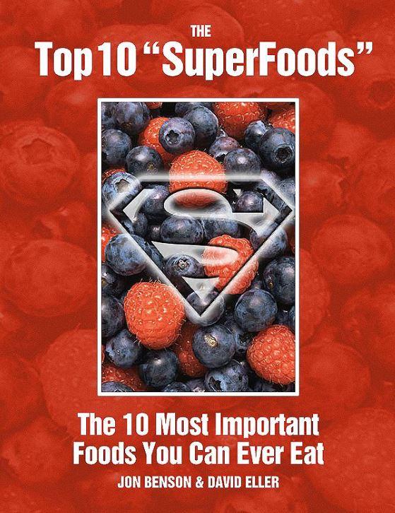 Top 10 Super Foods