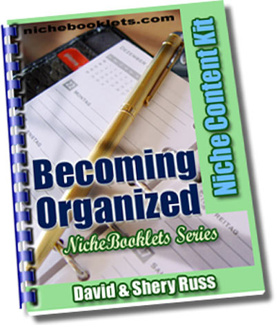 becoming organized
