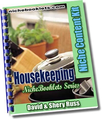 Housekeeping  E-Book