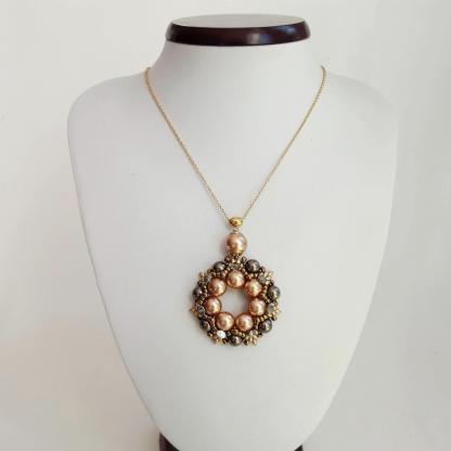 Set perle Swarovski - colier