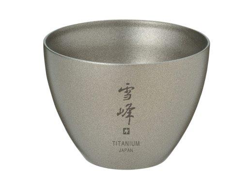 Sake Cup Titanium