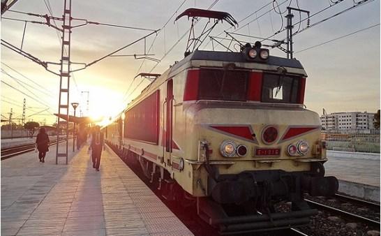 モロッコ国営鉄道(モロッコ)