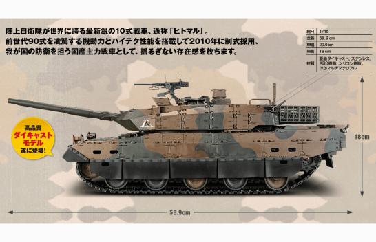 10 式戦車 - フルメタル
