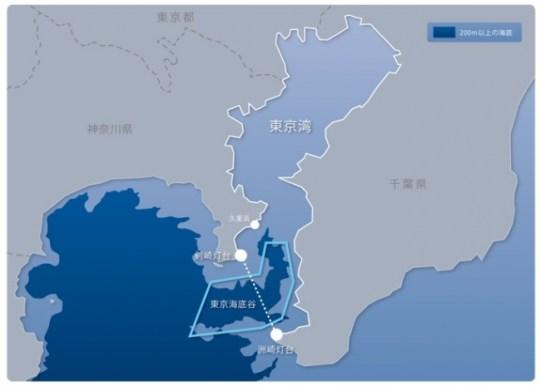 東京海底谷