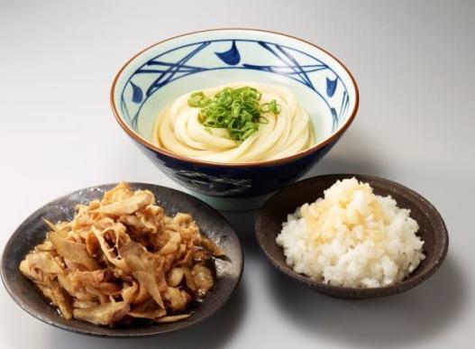 鬼おろし肉ぶっかけ - 丸亀製麺