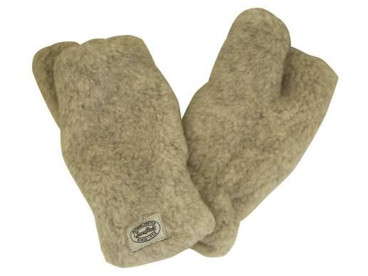 ウールフリース手袋 - SNOWPEAK