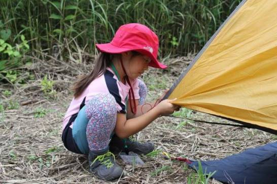 THE NORTH FACE KIDS NATURE SCHOOL presents Family Camp in KOMOR