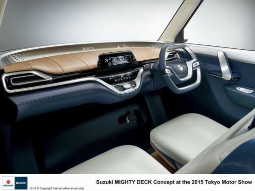 MIGHTY DECK - Suzuki
