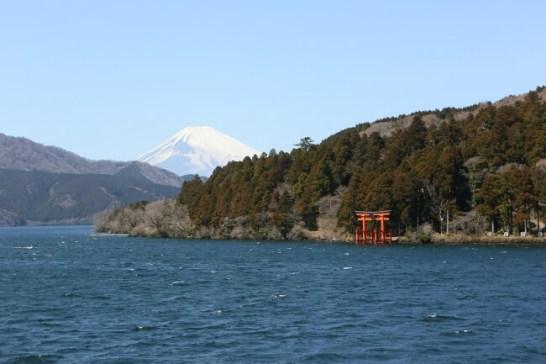 1位:箱根