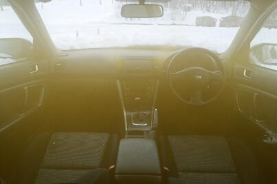 エンジンが切れない場合、マフラー周辺の除雪を!