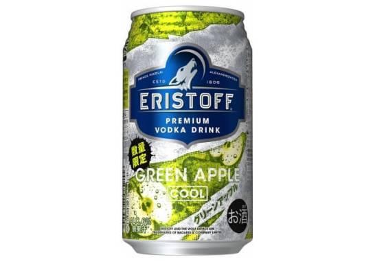 エリストフ グリーンアップル - サッポロビール