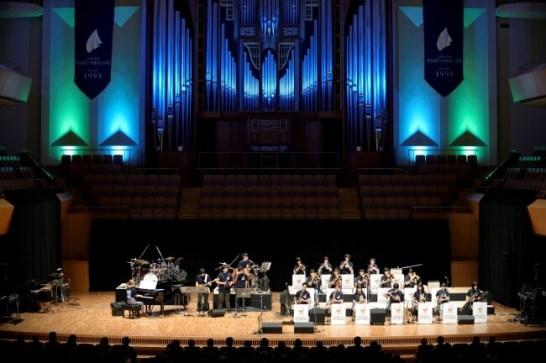 「みなとみらいSuper Big Band」コンサート