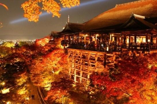 1位 清水寺 (京都府京都市)