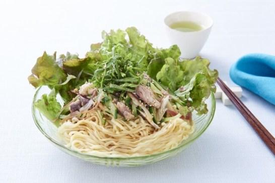 サラダ冷し中華