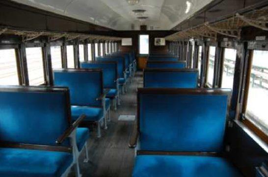 客車車内(イメージ)