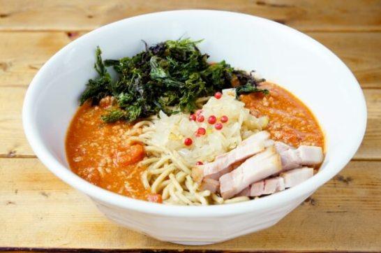 シゲキ麺(立川ラーメン魂(スピリット))