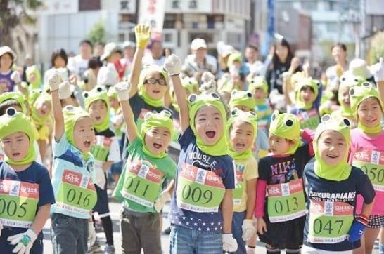 筑波山がまレース2016
