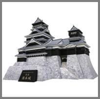 1位:熊本城