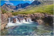 スコットランド - スカイ島