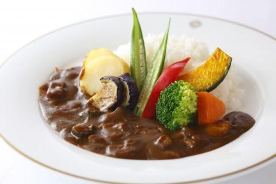 野菜のカレーライス