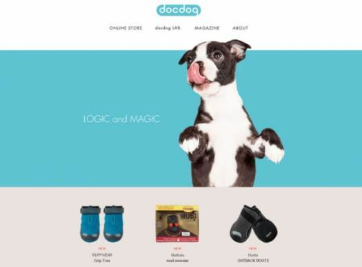 docdog ONLINE STORE