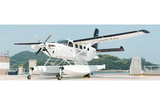 Kodiak100 水陸両用機