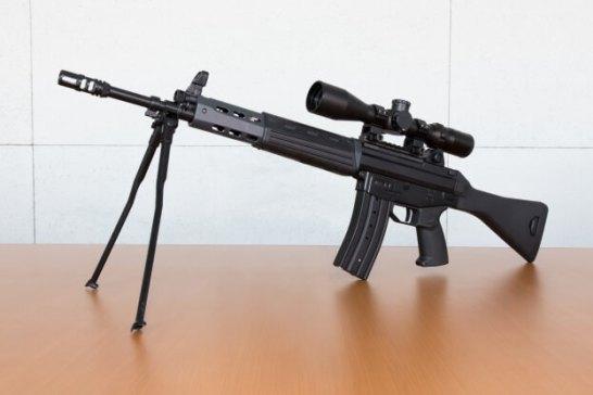 89式小型銃風赤外線銃 - ドワンゴ