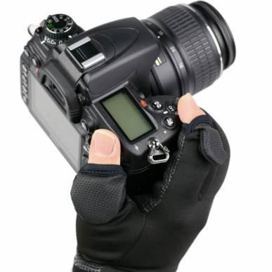 カメラマングローブ Grip Hot Shot - ケンコー・トキナー