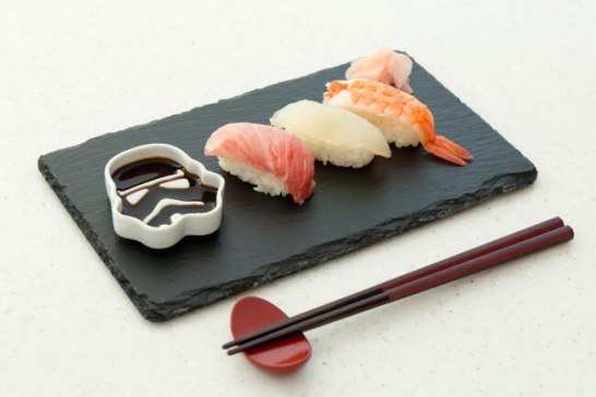 STAR WARS™ SOY SAUCE DISH ©&™Lucasfilm Ltd.