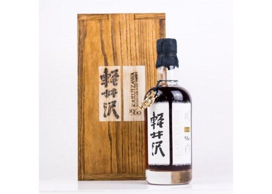 ジャパニーズウイスキー「軽井沢」
