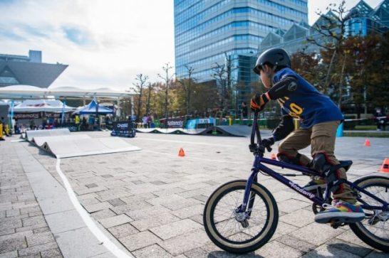 新競技Compact Bike Raceを初開催