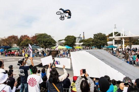 BMX - AIR TRICK SHOW