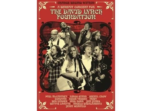 ポール・マッカートニー with リンゴ・スター&フレンズChange Begins Withinコンサート2009