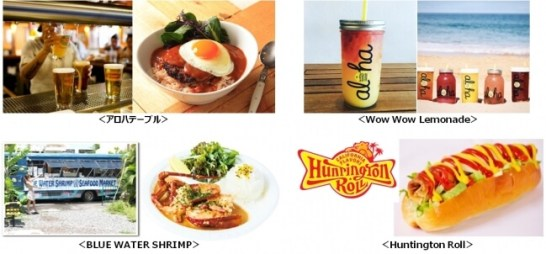 HAWAIIAN MARKET ~Kitchen car~