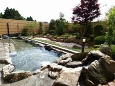温泉施設「かりんの湯」