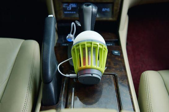 Mosquito Zapper Lantern - Indiegogo