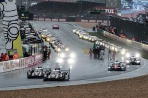 「世界3大レース」のひとつル・マン24時間レース