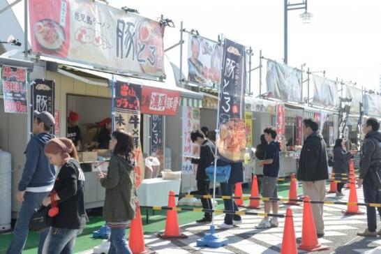 「東京ラーメンショー 2017」開催のお知らせ