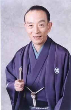 名誉実行委員長 桂歌丸
