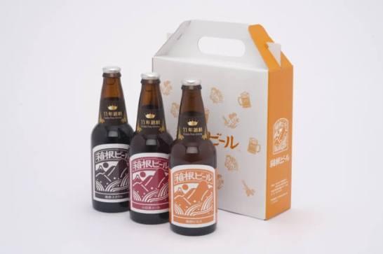 C賞:フォトジェニック晩酌セット(海山のおーどぶる詰め合わせ+箱根ビール3本) 20名様