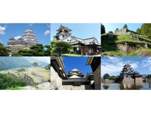 『お城ファンが実際に訪れた日本のお城ランキングTOP300(2017年版)』を発表!