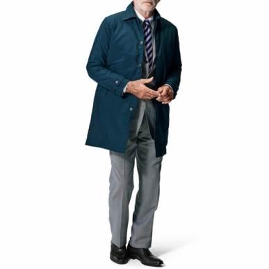 <ヘリーハンセン>撥水コンパクト光電子Ⓡダウンコート/38,880円(税込)